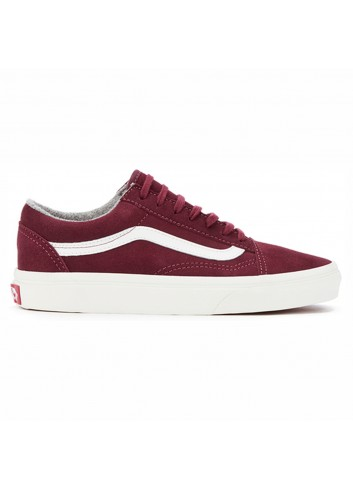Vans Old Skool Shoes - Varsity Suede_11475