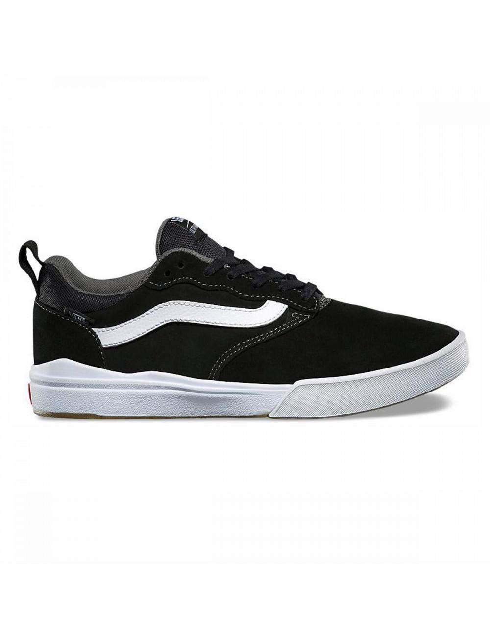 Vans Ultrarange Pro Shoes - Black/White_11478
