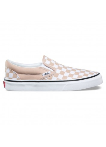 Vans Wms Classic Slip-On Shoe - Checkerboard_11479