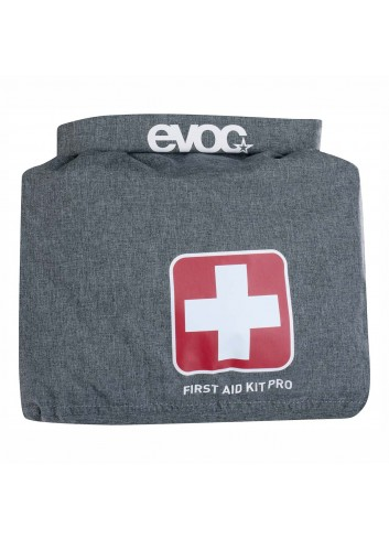 Evoc First Aid Kit Pro Waterproof - Black/Heather Grey_11504