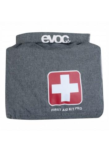 Evoc First Aid Kit Pro Waterproof - Black/Heather Grey_11504