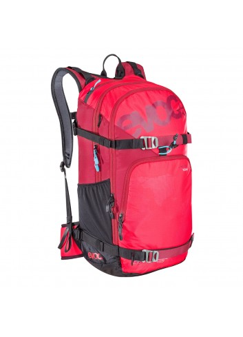 Evoc FR Pro Team Backpack - Olive Ruby_11506