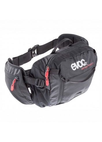 Evoc Hip Pack 3L + 1.5 Bladder - Black_11507