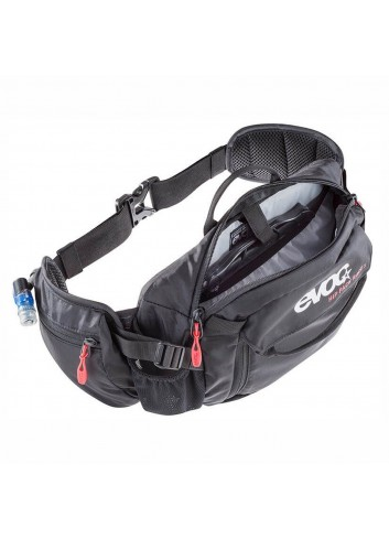 Evoc Hip Pack 3L + 1.5 Bladder - Black_11508