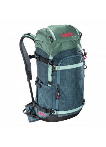 Evoc Patrol 32 Backpack - Slate/Olive_11513
