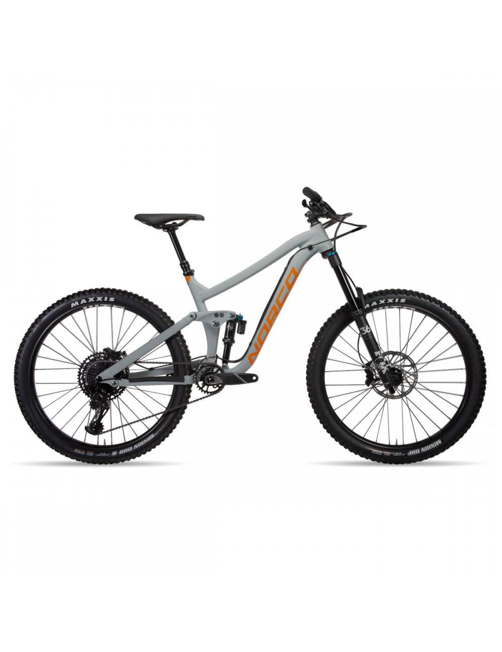 Norco Range A9.1 Bike - Concrete/Orange_11536