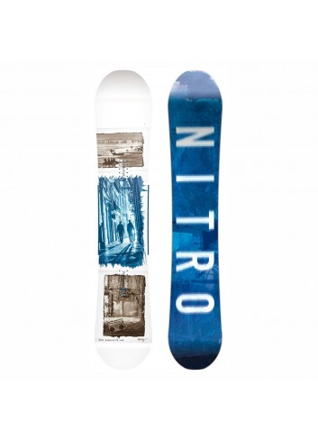 Nitro Team Exposure Gullwing Wide Board_11546