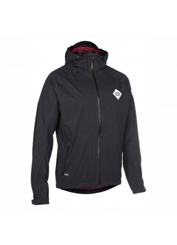 ION 3 Layer Shelter Jacket - Black_11552