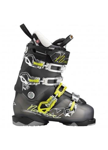 Nordica Belle Pro 105 Boot - Smoke Black/Lime_11611
