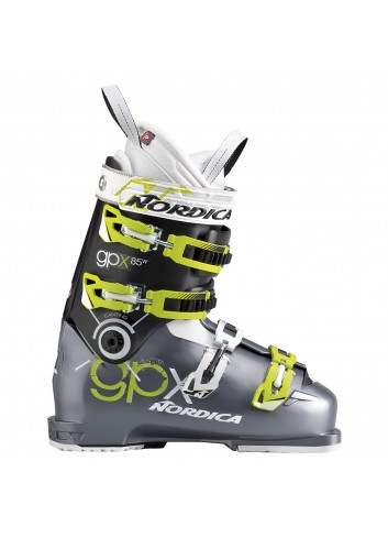 Nordica Wms GPX 85 Boot - Grey/Black_11614