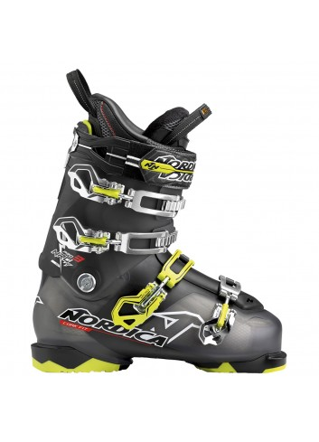 Nordica NRGY Pro 3 Boot - Black/Lime_11615