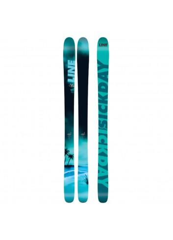 Line Sick Day 104 186cm Ski_11620