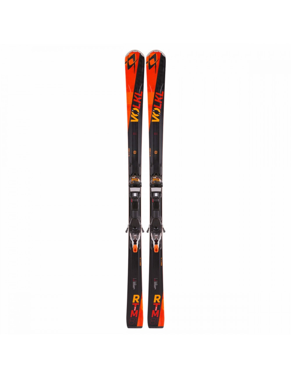 Völkl RTM 81 Ski_11626