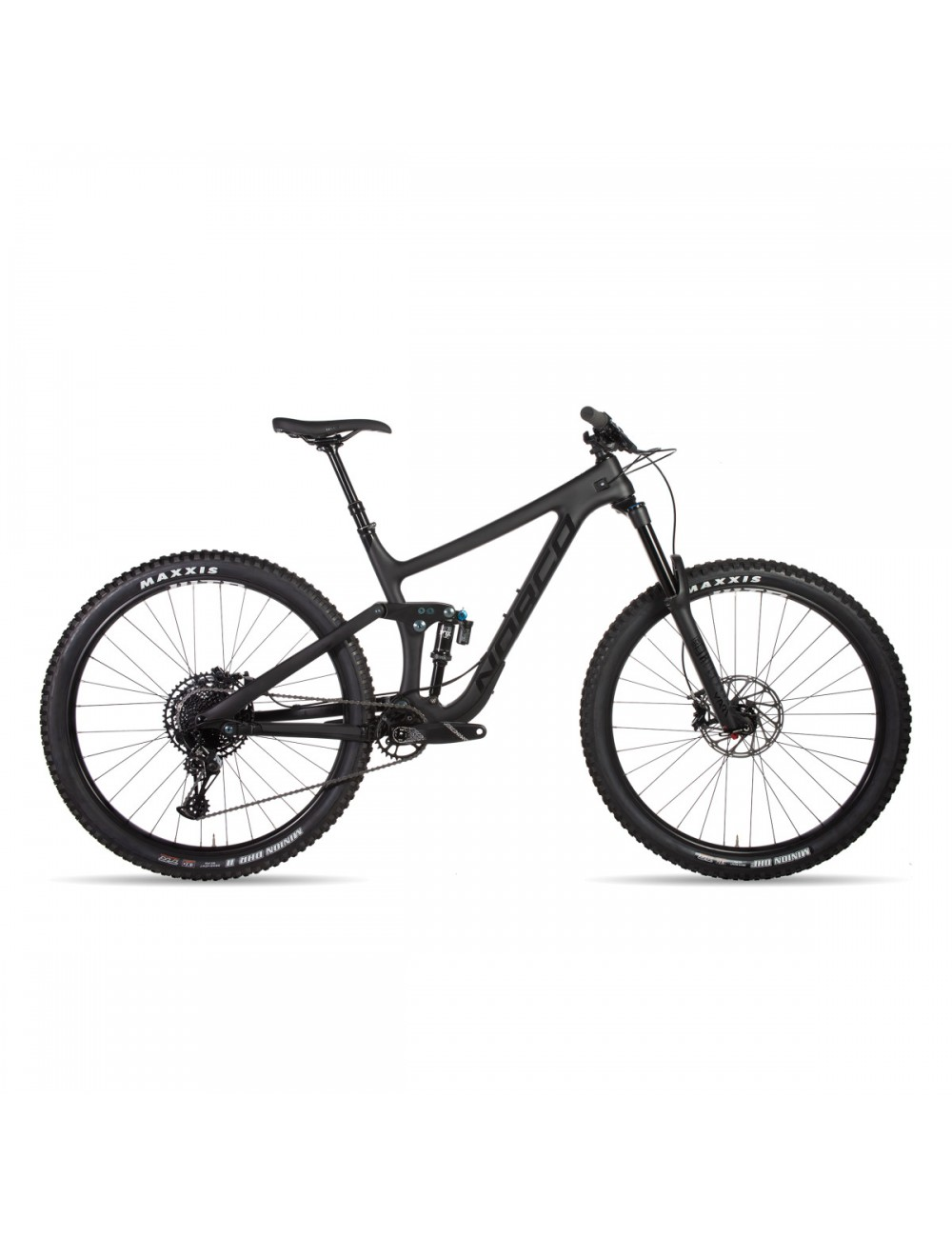 Norco Range C7.3 Bike - Flat Black_11757