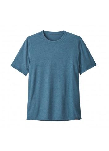 Patagonia Cap Cool Tail Shirt - Sur Blue_11768