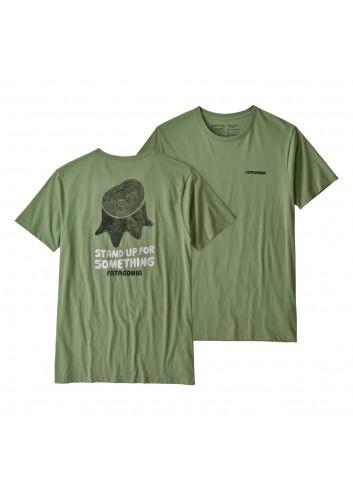 Patagonia Stand Up Organic Shirt - Green_11778