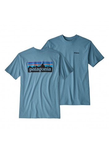 Patagonia P-6 Logo Responsibili Shirt - Blue_11781