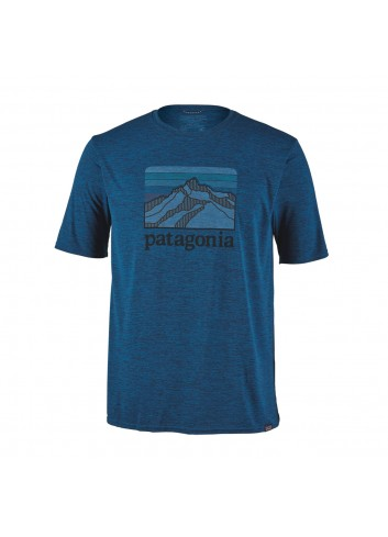 Patagonia Cap Cool Daily Graphic Shirt - Blue_11784