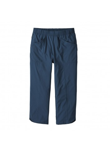 Patagonia High Spy  Cropped Pants - Blue_11786