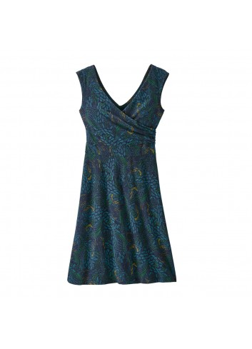 Patagonia Porch Song Dress - Neo Navy_11789