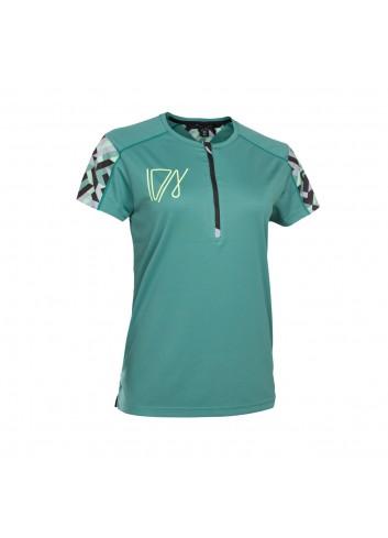 ION Traze Half Zip Shirt - Sea Green_11816