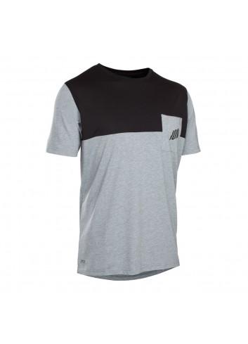 ION Seek Amp SS Shirt - Grey Melange_11824