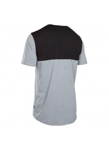 ION Seek Amp SS Shirt - Grey Melange_11825