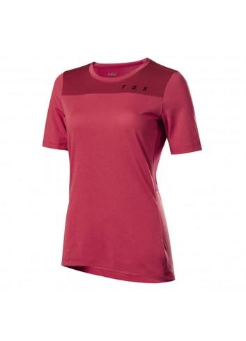Fox Ranger D-R SS Shirt - Red_11852
