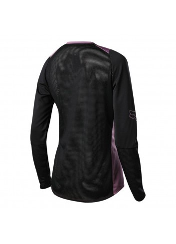 Fox Defend LS Shirt - Purple_11855