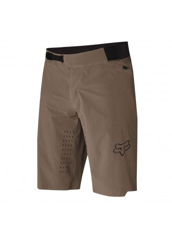 Fox Flexair No Liner Shorts - Brown_11864