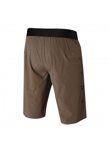 Fox Flexair No Liner Shorts - Brown_11865