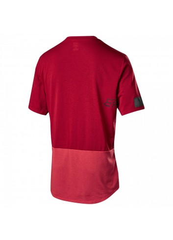 Fox Ranger S/S Shirt - Bar/Red_11873
