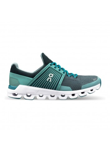 ON Cloudswift Shoe - Teal/Storm_11901