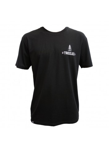 Mons Royale Icon T-Shirt TreeLee - Black Side_11968
