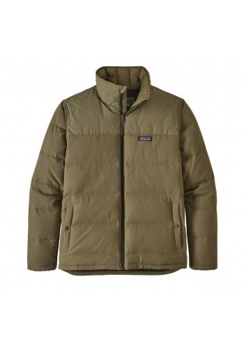 Patagonia Bivy Down Jacket - Sage Khaki_12026