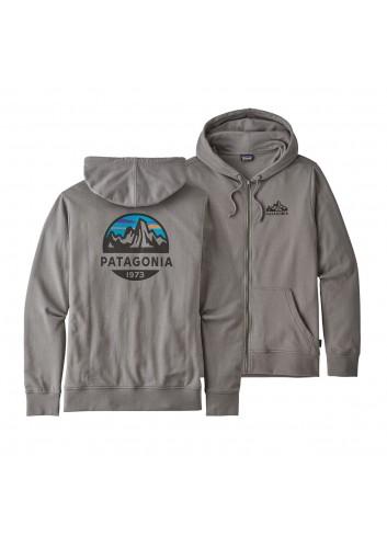 Patagonia Fitz Roy LW Zip Hoody - Grey_12032