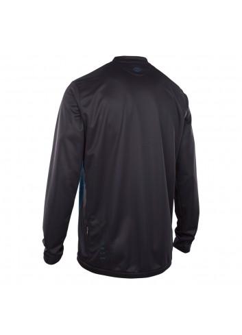 ION Scrub_Amp Shirt LS - Ocean Blue_12050