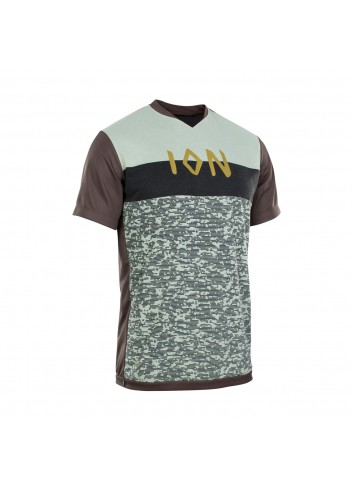 ION Scrub Amp Shirt - Root Brown_12051