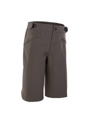 ION Scrub Amp Shorts - Root Brown_12055