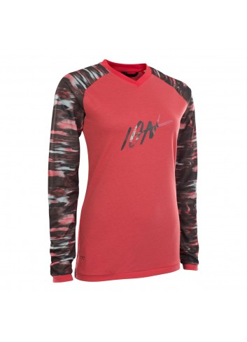 ION Scrub Amp Shirt LS - Pink_12057