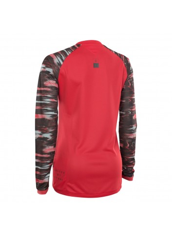 ION Scrub Amp Shirt LS - Pink_12058