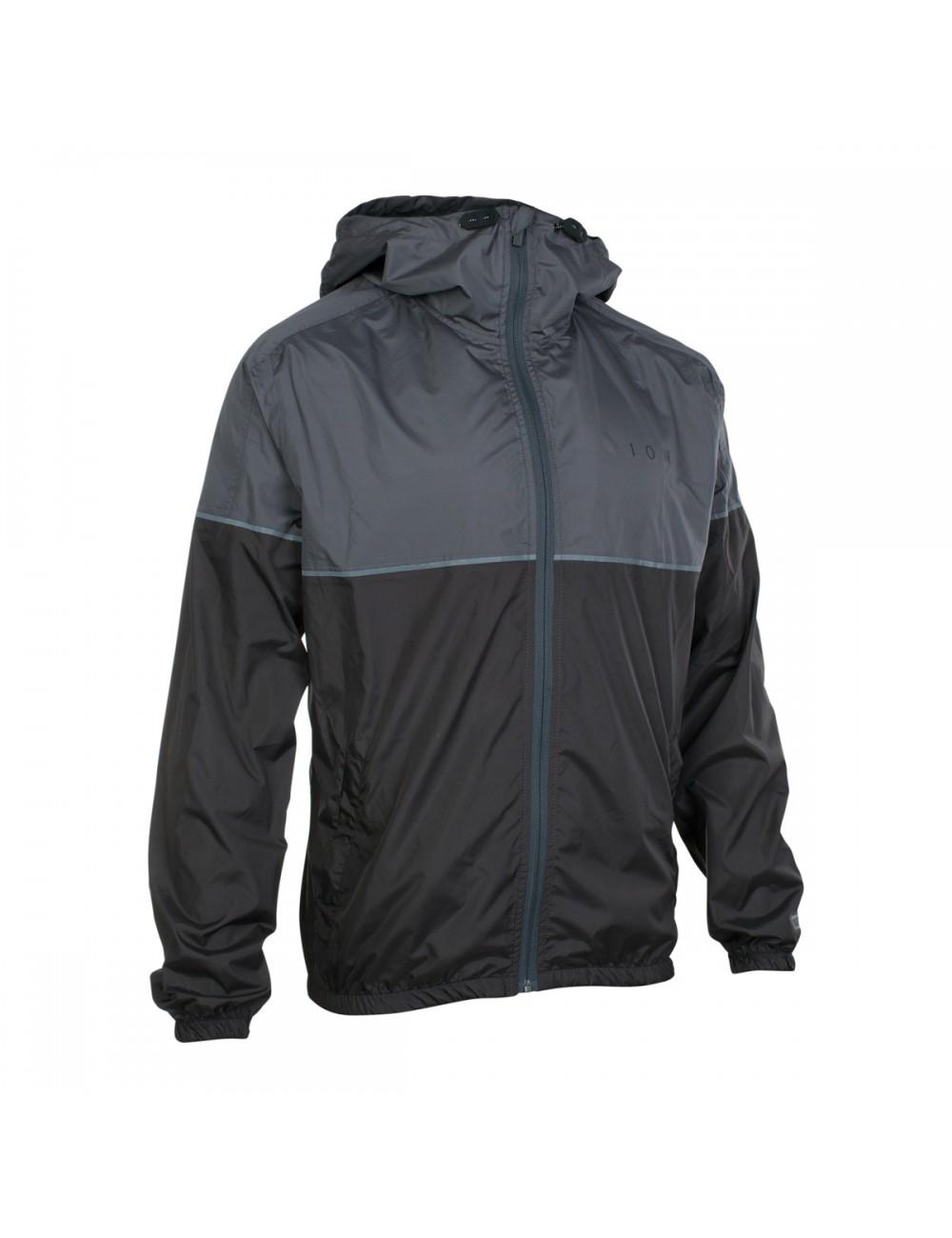ION Shelter Rain Jacket - Black_12061