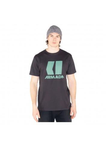 Armada Icon Shirt- Black_12163