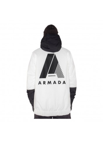 Armada Baxter Insulateds Jacket - Snow_12171