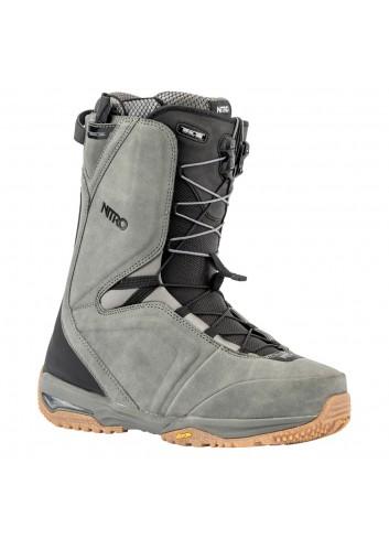 Nitro Team TLS Boot - Charcoal_12245