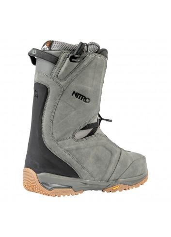 Nitro Team TLS Boot - Charcoal_12246