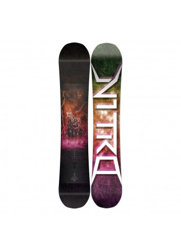 Nitro Beast Snowboard_12260