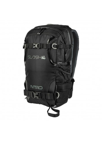 Nitro Slash 25L Rucksack - Jet Black_12273