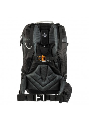 Nitro Slash 25L Rucksack - Jet Black_12274