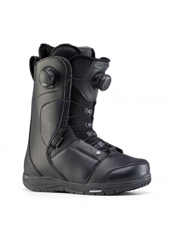 Ride Cadence Boot - Black_12302